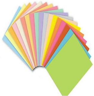 Pack Of 500 A4 Size Color Paper Multicolor