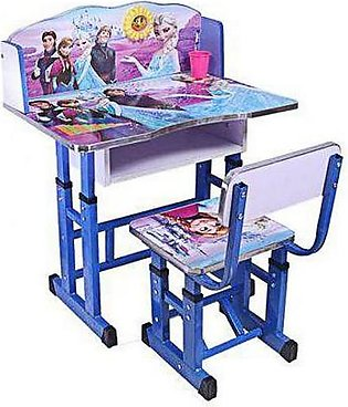Study Table Chair Set For Kids IAS-006 Multicolor