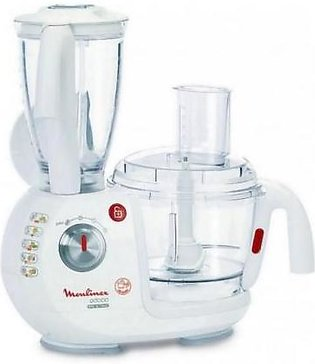 Moulinex Food Processor FP7331BM White