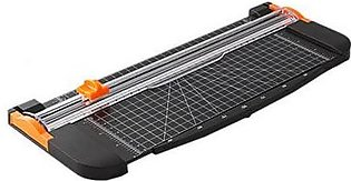 Paper Photo Rotary Cutter A4 Trimmer Black