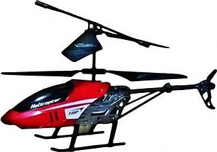 Plastic Remote Control Helicopter 1517 - Black & Red