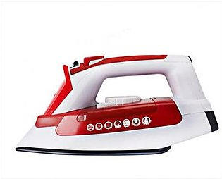 Hoover Ironjet Steam Iron Red