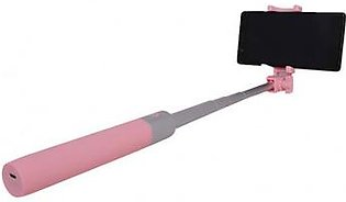 Remax Bluetooth Selfie Stick P7 Pink