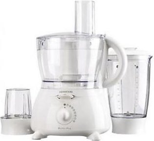 Kenwood Fp-691 Food Processor White