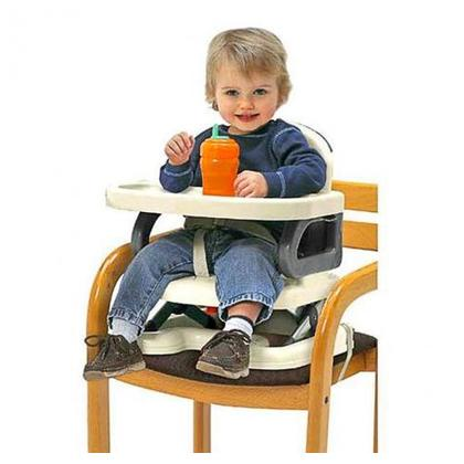 Baby Dining Chair AZB332 Brown