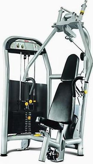 5222 - Magnum WNQ Commercial Chest Press Machine - Black