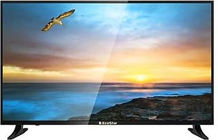 EcoStar 43 inch HD LED TV CX-43U571P Black