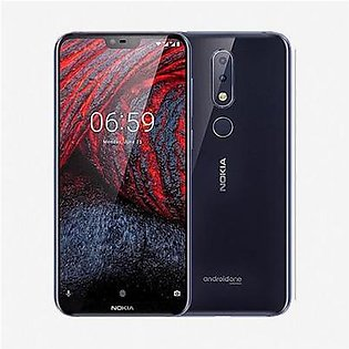 Nokia 6.1 Plus | Dual Sim | 4 GB RAM | 64 GB ROM | Black