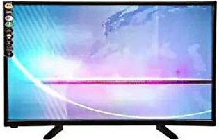 "Pel 32"" LED Tv Black"