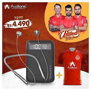 Dany Bundle of Earphone Signature N-210 & Power Bank Galaxy G-15 with Free PS...
