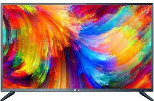 "Haier 40"" FHD LED TV K6000 Black"
