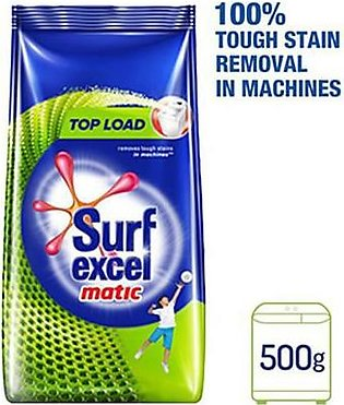 Surf Excel Matic Top Load Washing Powder 500 gm