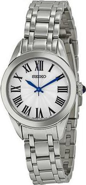 Seiko Watch for Women SRZ383P1 Silver