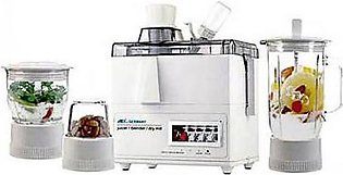 Cambridge  Juicer Blender 3 In 1 JB-660 White