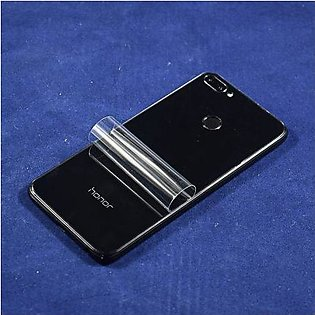 Hd All Decorative Back Film For Honor 9 Lite Transparent