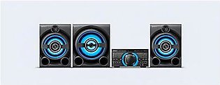 Sony High Power Audio System with DVD Black (MHC-M80D)