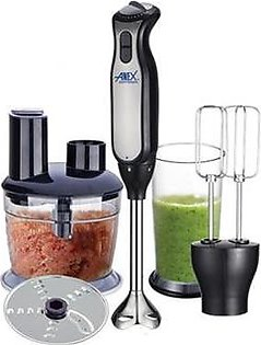 Anex Deluxe Hand Blender AG130 Silver