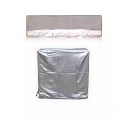 Safety Protector Ac Cover 1 Ton - 1.5 Ton BS-55 Grey