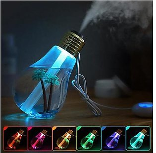 Bulb Diffuser Air Purifier and Humidifier for Relaxing Environment MD-DC-184 ...