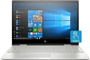 "HP Envy 15 Cn0012 X360 Laptop Core I7 8550U 15.6"" Screen Silver"