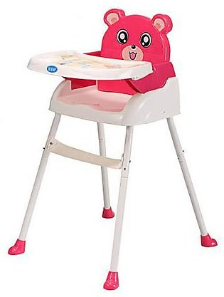 Mama & Baby High Chair For Baby 218-351 Pink
