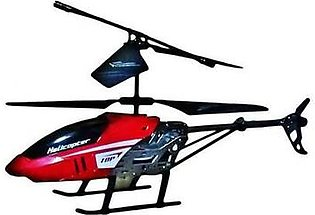 Remote Control Helicopter Black & Red
