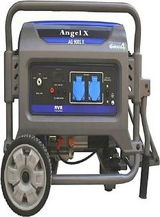 Angel Power Products Generator AG 9001 X Grey