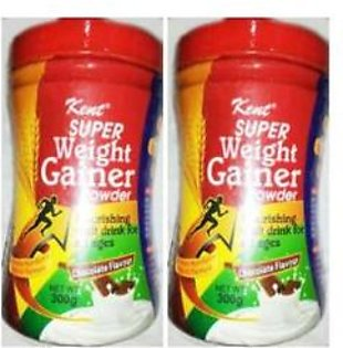 Kent Pack of 2 Super Weight Gainer