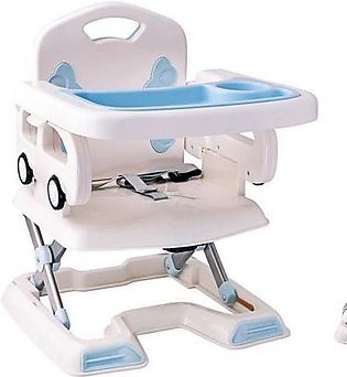 Mama & Baby Dinning Chair For Baby 1820 Blue