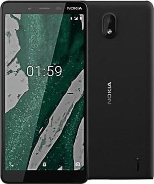 Nokia 1 Plus | Dual Sim | 1 GB RAM | 8 GB ROM | Black