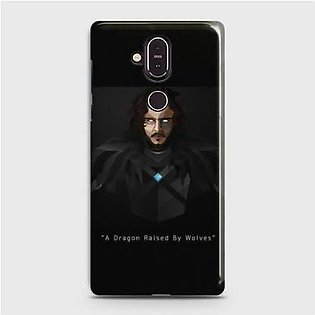 Skinlee Nokia 8.1 Cover HQ Hard Case Multicolor