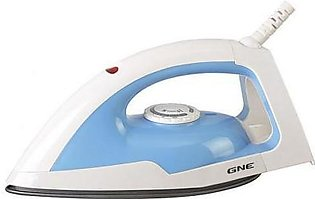 Gaba National Light Weight Dry Iron GN-536 Blue