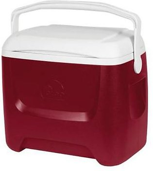 Igloo Breeze 28 Qt Cooler 44548 red