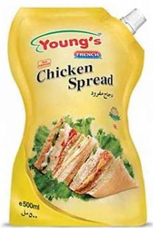 Young's Chicken Spread 500 ML