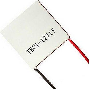 Peltier 15A Thermoelectric cooler heater module Tec1-12715 White