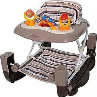 Tinnies Baby Walker Grey