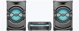 Sony High Power Home Audio System with DVD Black (SHAKE-X30D)