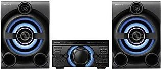 Sony High Power Audio System With Dvd M40D Black