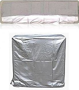 Pack of 2 Enviro Split AC Dust Cover For Indoor & Out Door Unit Adjustable
