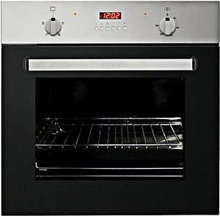 Eac Multifunction Electric Oven Silver & Black