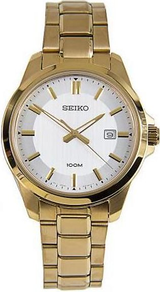 Seiko Watch for Men SUR248P1 Gold