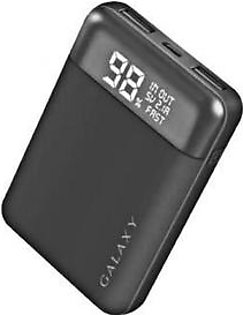 Dany Galaxy G-15 10000 mAh Power Bank IS-001 Black
