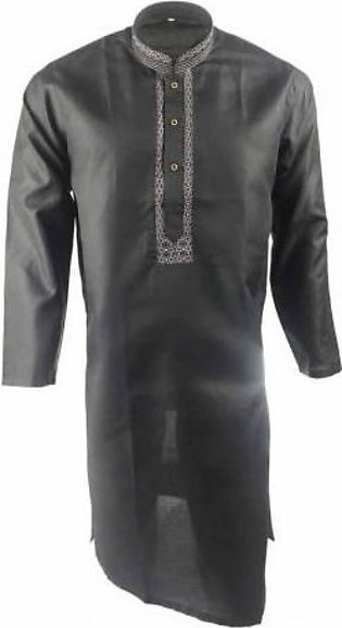 Kurta for Men IG-15 Black