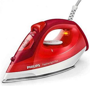 Philips Steam Iron Gc1423 Red & White
