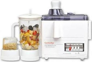 Cambridge 3 in 1 Juicer Blender JB-60 White