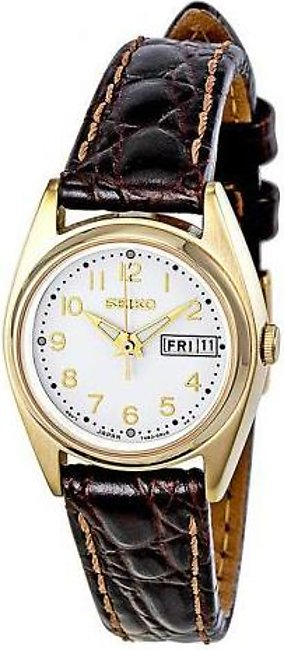 Seiko Watch for Women SXA134P1 Brown