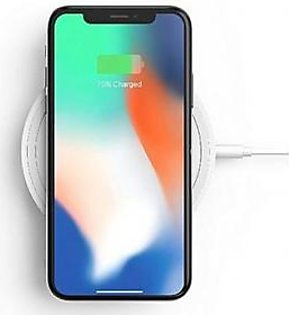 Wireless Charger for iPhone White