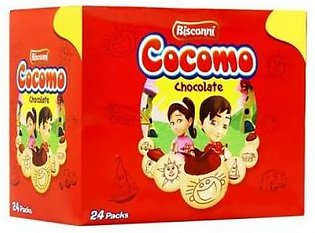 Bisconni Cocomo Double Chocolate Snack Pack