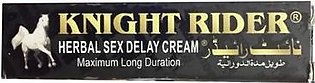 Complete Box pack of 12 pcs of Knight Rider Cream