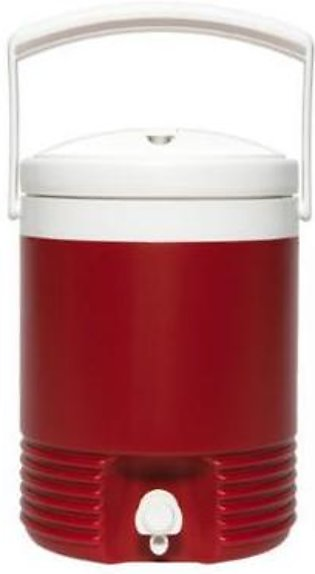 Igloo 2 Gallon Water Jug 2214 red